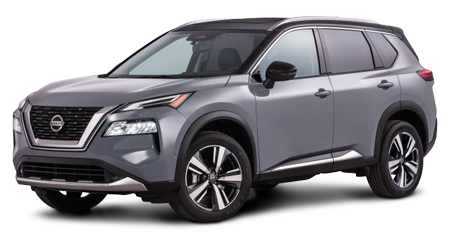 2021 Nissan Rogue in Silver