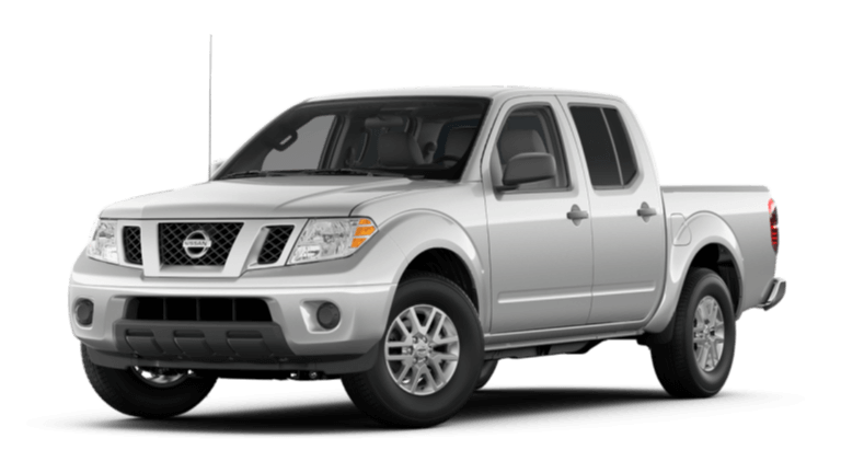 2020 Nissan Frontier SV - Brilliant Silver