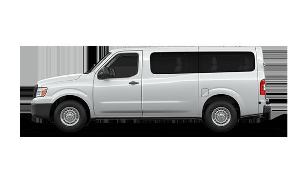 2021 Nissan NV Passenger S