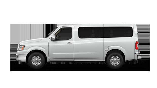 2021 Nissan NV Passenger SL