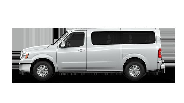 2021 Nissan NV Passenger SV