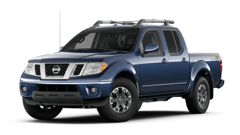 2020 Nissan Frontier PRO-4X - Arctic Blue