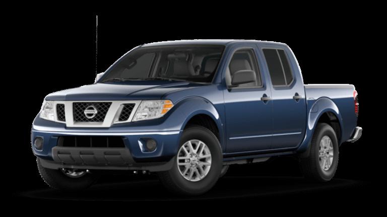 2020 Nissan Frontier SV - Arctic Blue