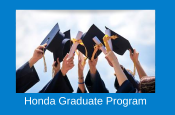 Honda College Graduate Program