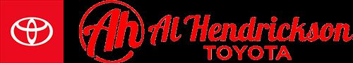 Al Hendrickson Toyota logo