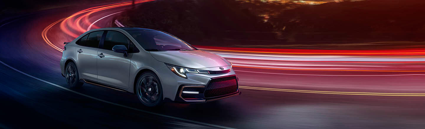 2021 Toyota Corolla available at Toyota of New Orleans