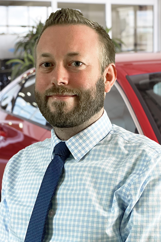 Kevin Munn Bio Image