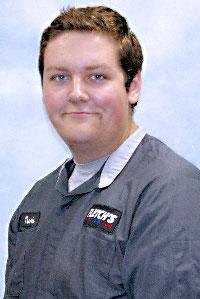 Travis Crouch Bio Image