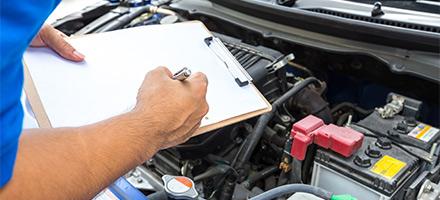 Vehicle Repair Work