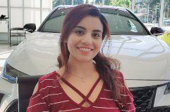 Madona Fawzy Bio Image