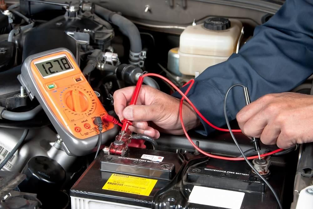Car Battery Service