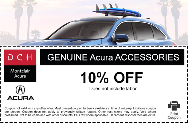 Genuine Acura Accessories