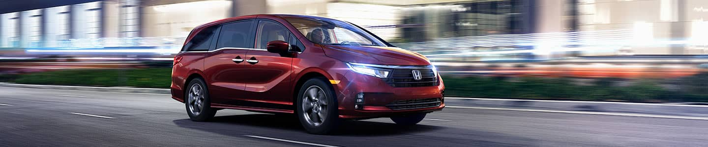 Your friends at Premier Honda are happy to prepare for the sale of the new 2021 Honda Odyssey minivan!