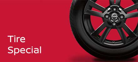 Nissan Tire Special