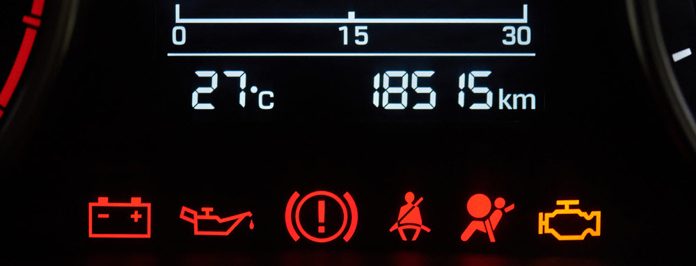 Toyota Dashboard Lights Meaning