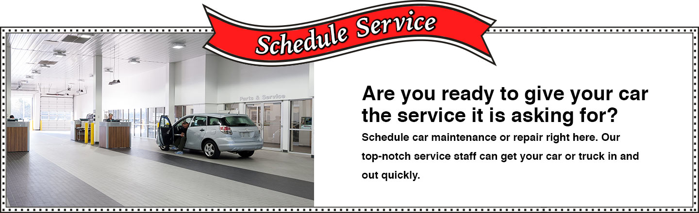 are you ready to give your car the service it is asking for
