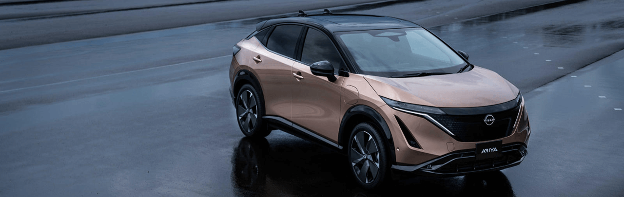 Introducing The 2021 Nissan Ariya | Premier Nissan of Fremont