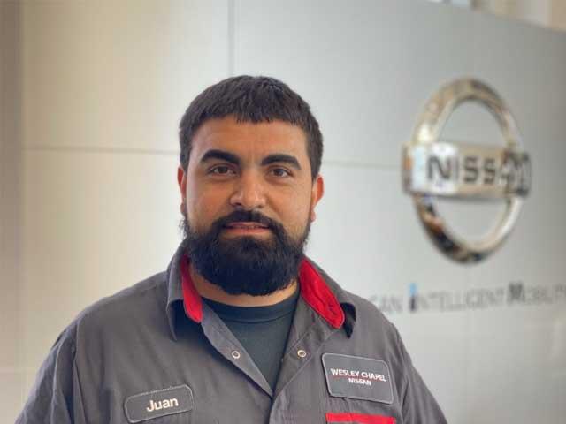 Juan Gomez Bio Image
