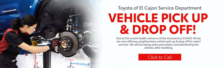 El Cajon, CA Toyota Service Center Assisting San Diego Drivers