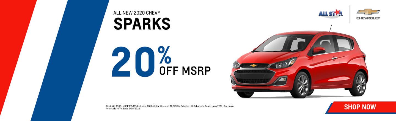 2019 Chevy Spark