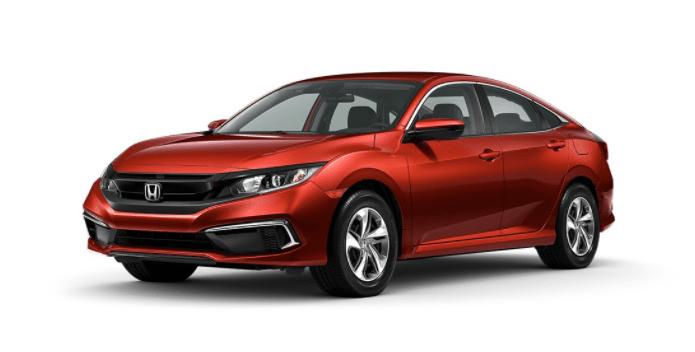 molten lava pearl Honda Civic