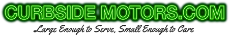 curbside motors logo