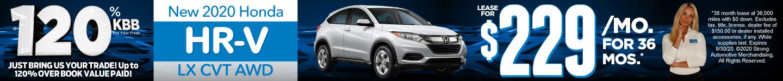 2020 HR-V LX FWD