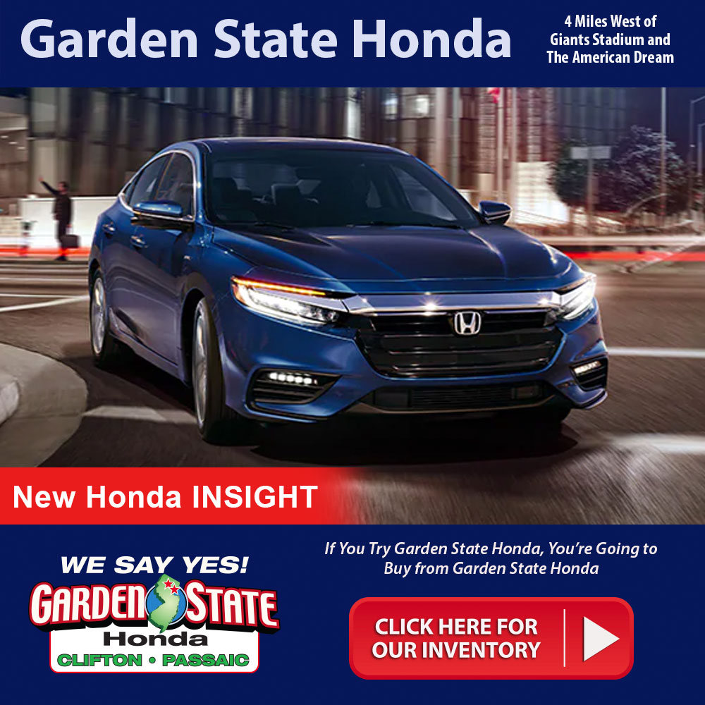 New Honda Insight