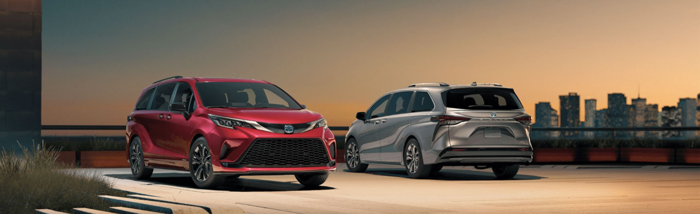 2021 Toyota Sienna available at Toyota of Poway