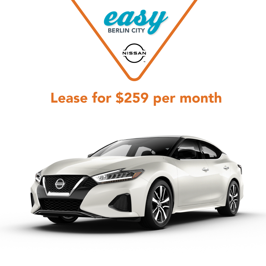 Lease a 2020 Nissan Maxima 3.5 S for $259 a m