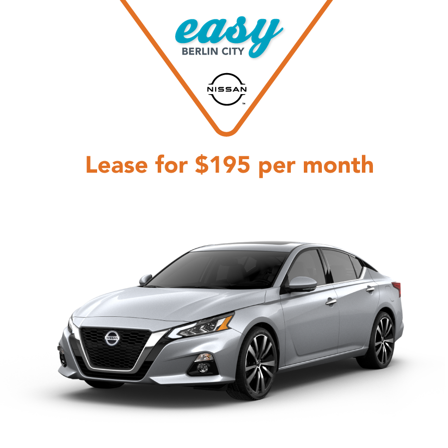 Lease a 2020 Nissan Altima 2.5 S for $195 a m