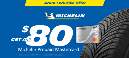 Acura Exclusive Offer