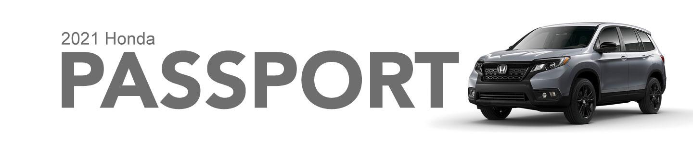 2021 Honda Passport in Southwest Florida