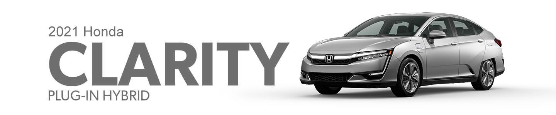 2021 Honda Clarity Plug-In Hybrid in Southwest Florida