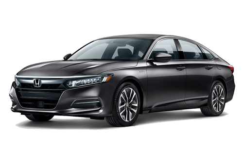 2020 Honda Accord Hybrid E-CVT