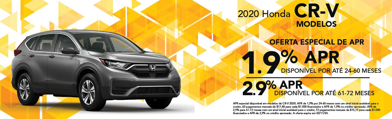 2020 CR-V