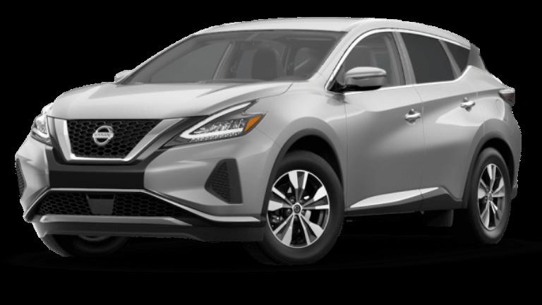 2020 Nissan Murano S - Brilliant Silver