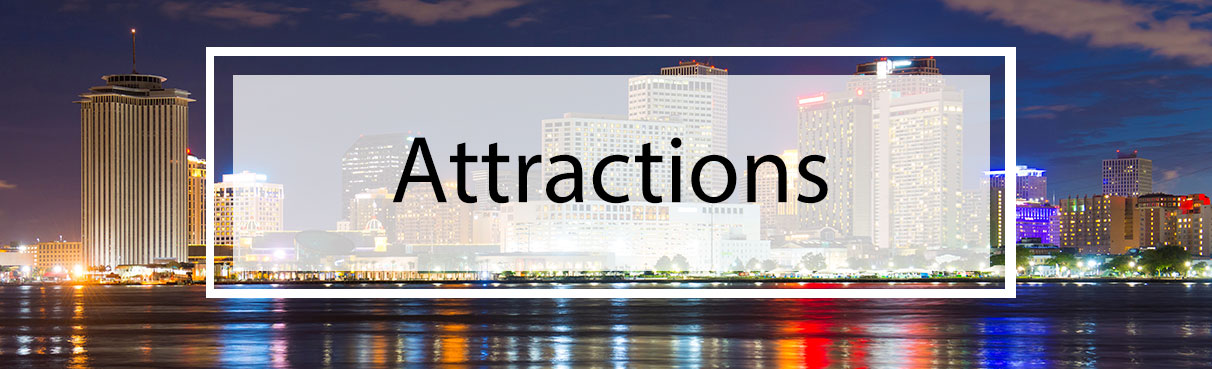 New Orleans Attractions | Premier Clearance Center Westbank