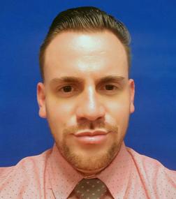 Isaac Quinones, Manager Bio Image