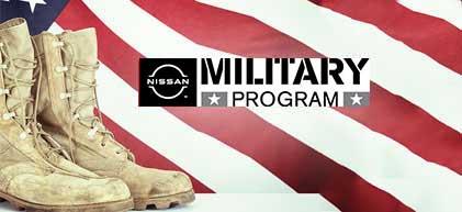 Nissan Military Program