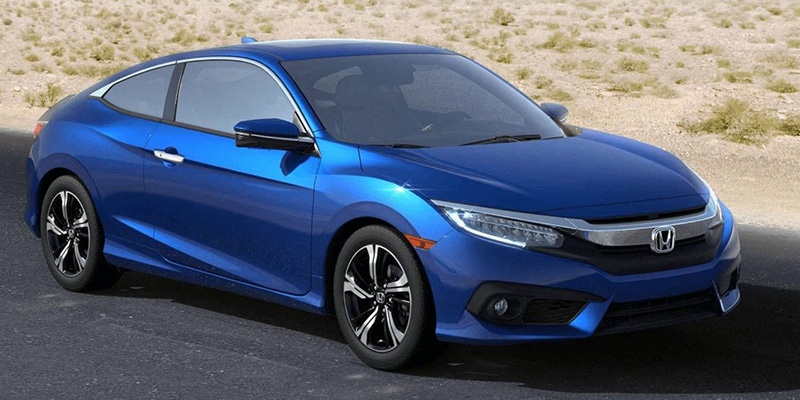 Used Honda Civic Coupe For Sale in Venice, FL