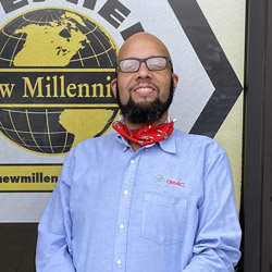 William (B.J.) Evans Bio Image