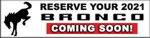 Reserve 2021 Bronco
