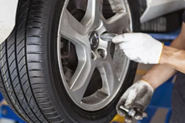 Tire Rotation & Brake Inspection Special
