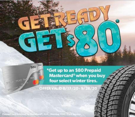 Get Ready, Get $80