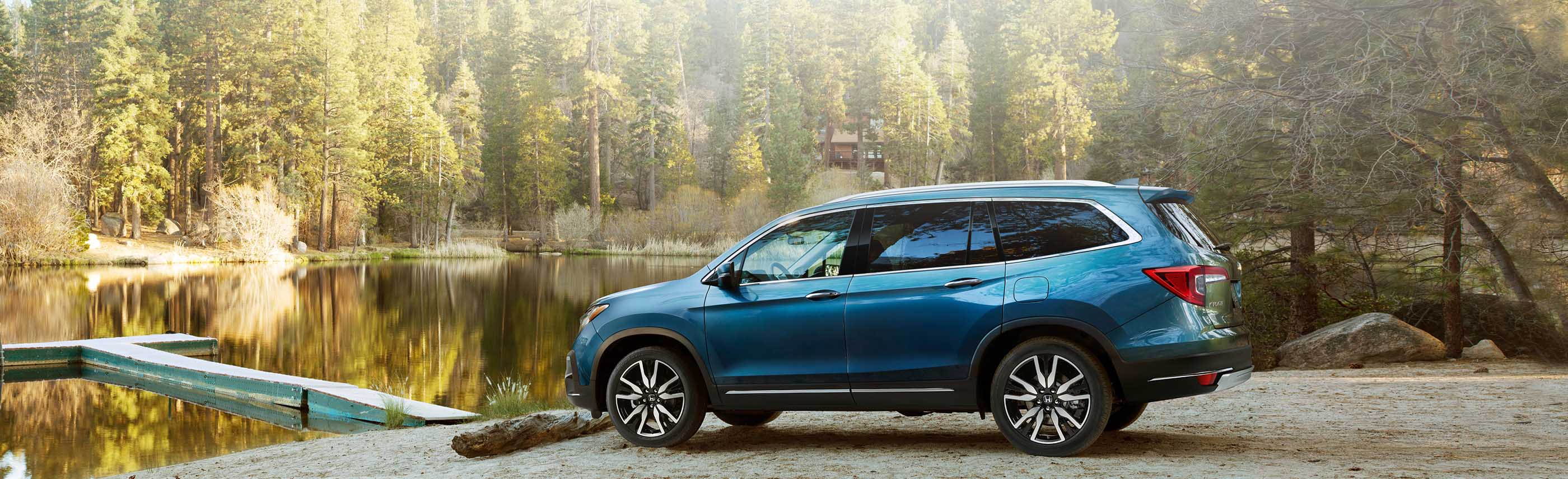 The 2021 Honda Pilot Helps You Arrive Is Style In Columbia, MO
