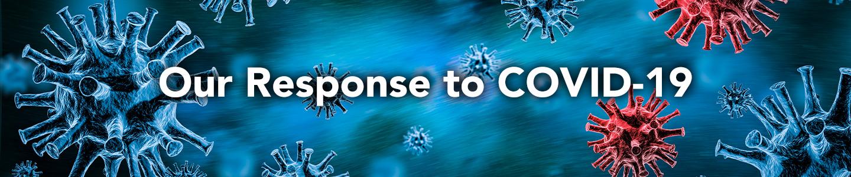 Woody Folsom's COVID-19  Response