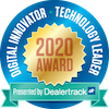 Digital Innovator - Technology Leader 2020