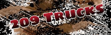 209 Trucks logo