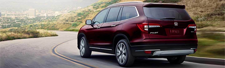 2021 Honda Pilot Mid-Size SUV For Sale In Gurnee, Illinois